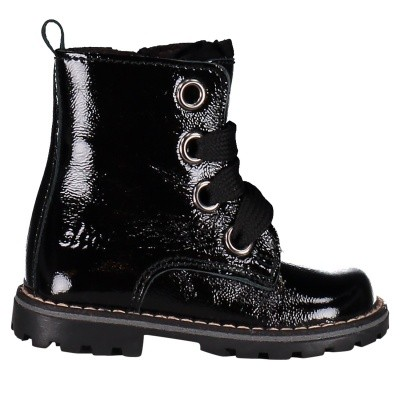 Picture of Clic CL9213 kids boots black