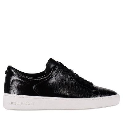 Afbeelding van Michael Kors 43T8KTFS1A dames sneakers zwart
