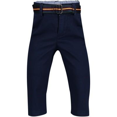 Picture of Ralph Lauren 320703126 baby pants navy