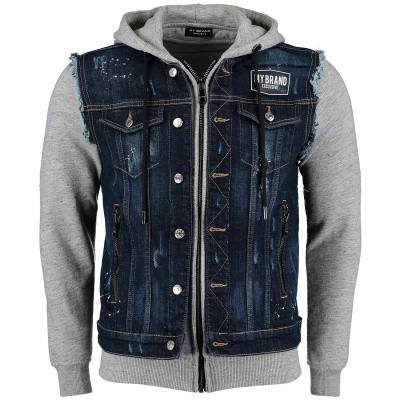 Picture of My Brand MMBHO017G3001 mens coat jeans