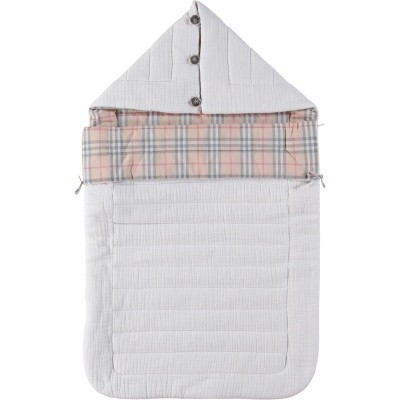 Picture of Burberry 8006745 baby accessory white