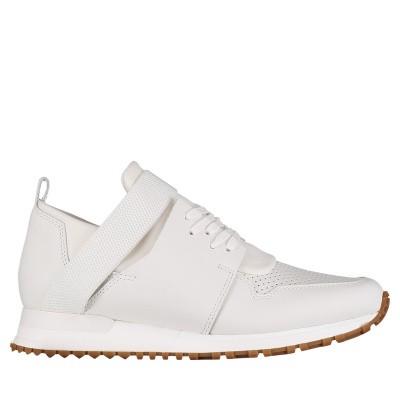 10548383316 Afbeelding van Mallet TE1016 GUM heren sneakers wit