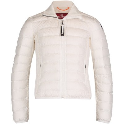 Picture of Parajumpers GEENA kids jacket off white