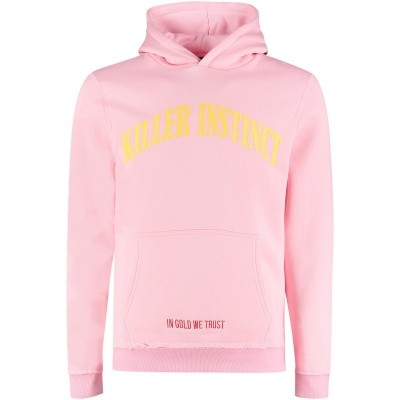 Afbeelding van in Gold We Trust FAH002W dames trui licht roze