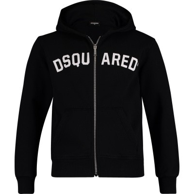 Picture of Dsquared2 DQ03AD kids vest black