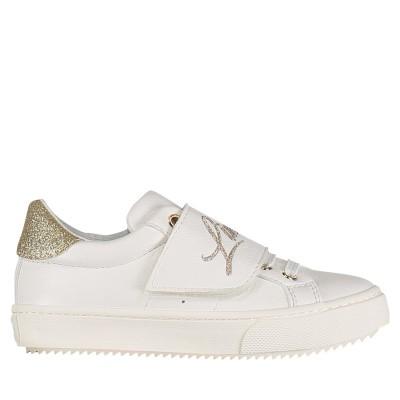 Picture of Liu Jo L3A4 20240 kids sneakers white
