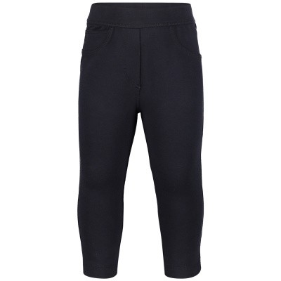 Picture of Moncler 8758105 baby legging navy