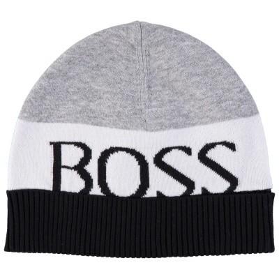 Picture of Boss J21193 kids hat black