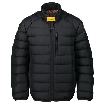 Picture of Parajumpers UGO kids jacket black