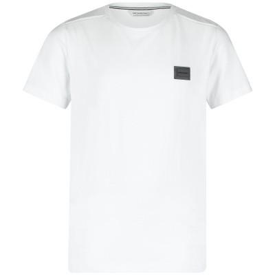 Afbeelding van Antony Morato MKKS00396 kinder t-shirt wit