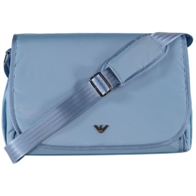 Picture of Armani 402125 diaper bags navy