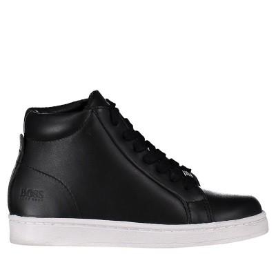 Afbeelding van Boss J29164 kindersneakers zwart