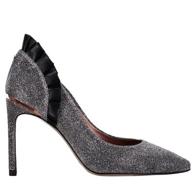 Picture of Ted Baker 918080 pumps silver