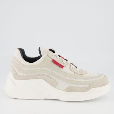 0b672910c09 Afbeelding van CERO NINE FORT H-210 unisex sneakers beige