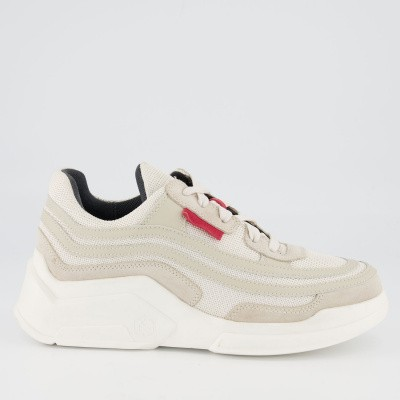 b02f40b03c6 Afbeelding van CERO NINE FORT H-210 unisex sneakers beige