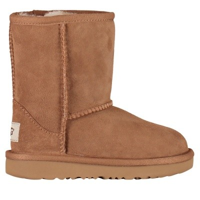 Picture of Ugg 1017703T kids boots camel