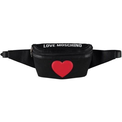 Afbeelding van Moschino JC4334 dames tas zwart