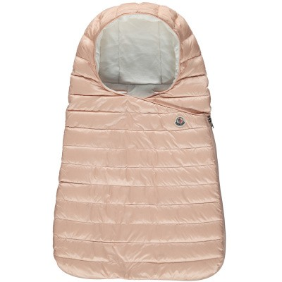 Picture of Moncler 0088505 baby accessory light pink