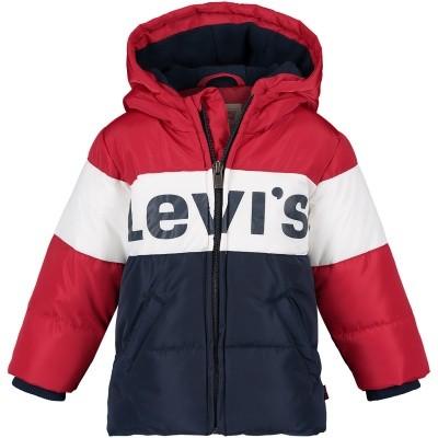 Afbeelding van Levi's NM41004 babyjas rood