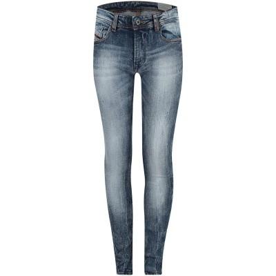 Afbeelding van Diesel 00J3RJ KXA49 kinderbroek jeans