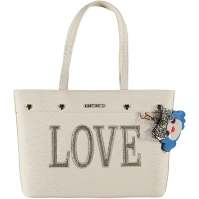 Picture of Moschino JC4253 womens bag off white