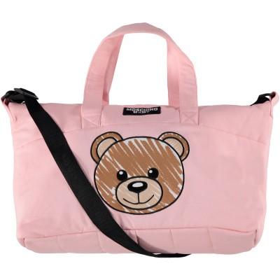 Afbeelding van Moschino MNX030 baby accessoire licht roze