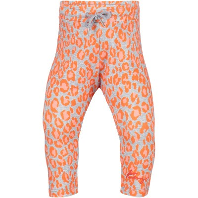 Picture of Kenzo KN23007 baby pants light gray