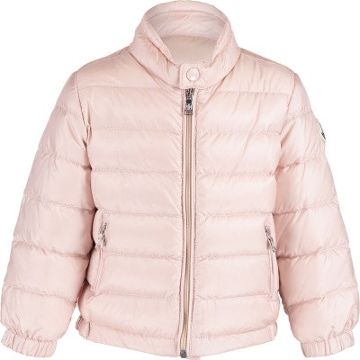 Picture of Moncler 4138799 baby coat light pink
