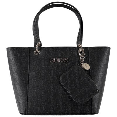 Picture of Guess HWSH6691230 womens bag black