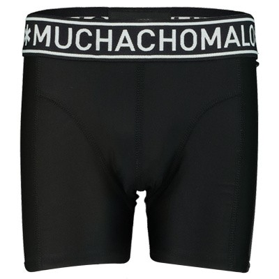 Picture of Muchachomalo SOLID2032 kids swimwear black