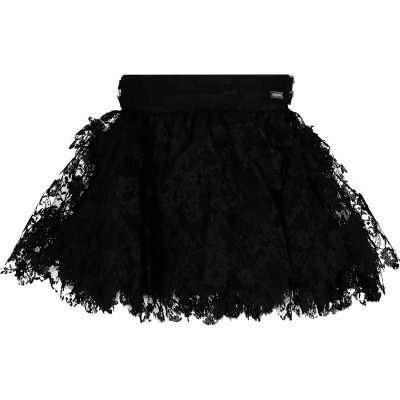 Picture of Dsquared2 DQ03ED baby skirt black