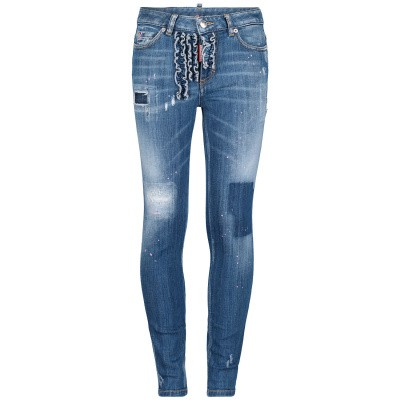 Picture of Dsquared2 DQ03C4 kids jeans jeans