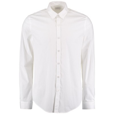Picture of Pure White 19010216 mens blouse white