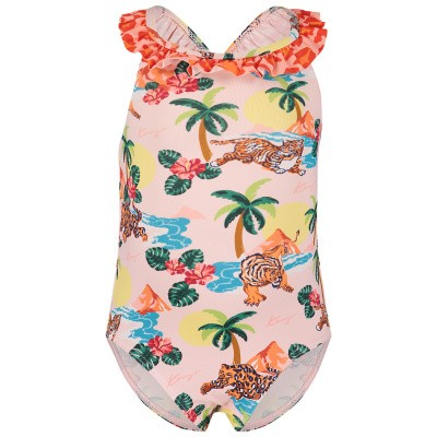 Picture of Kenzo KN38007 baby swimwear light pink