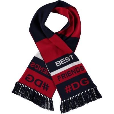 Afbeelding van Dolce & Gabbana LBKA05 kinder sjaal navy