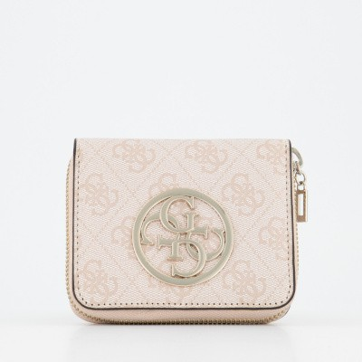 Picture of Guess SWSG7402370 womens wallet light pink