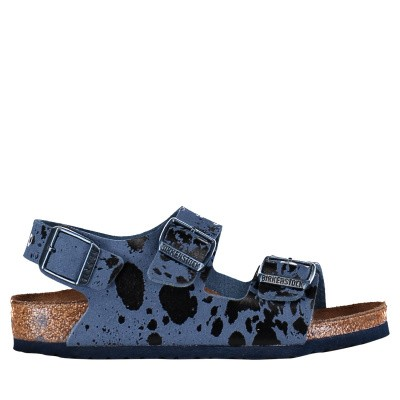 Picture of Birkenstock 10082 kids sandals blue