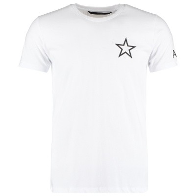 Afbeelding van Airforce M0511 heren t-shirt wit