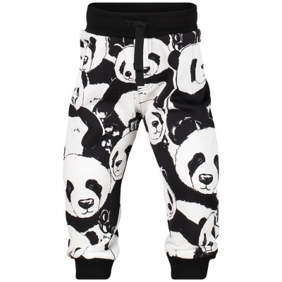 Picture of Dolce & Gabbana L1JPT0 FS75S baby pants black