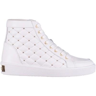 Afbeelding van Guess FLACE3LEA12 dames sneakers wit