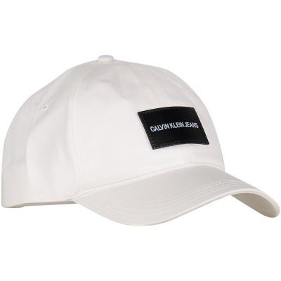 Picture of Calvin Klein K50K504562 mens cap white