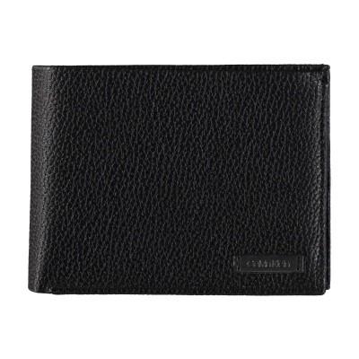 Picture of Calvin Klein K50K503938 mens wallet black