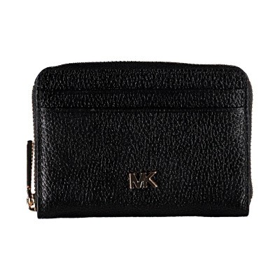 Picture of Michael Kors 32F8GF6Z1T womens wallet black