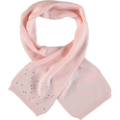 Picture of Story Loris 11305 baby scarf light pink