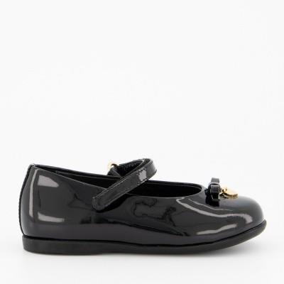 Afbeelding van Dolce & Gabbana D20057 kinderschoenen zwart