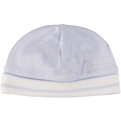 Picture of Boss J91090 baby hat light blue