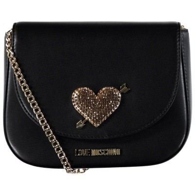 Picture of Moschino JC4150 womens bag black