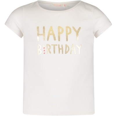 Afbeelding van Billieblush U15520 kinder t-shirt off white