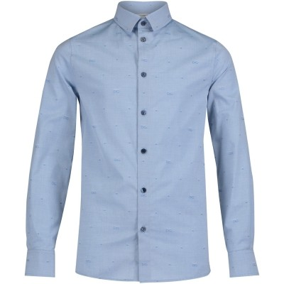 Afbeelding van Dolce & Gabbana L42S21 kinder overhemd licht blauw