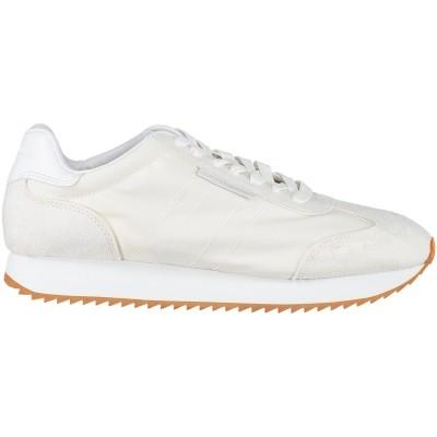 Afbeelding van Calvin Klein GRAPH heren sneakers wit